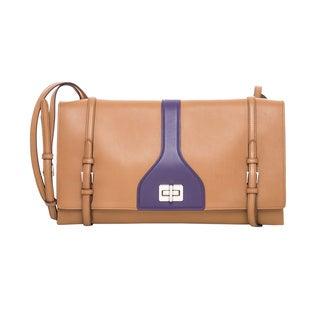 Prada Vitello Soft Double Shoulder Bag