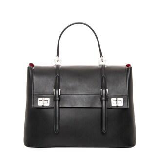 Prada Saffiano Calf Leather Satchel