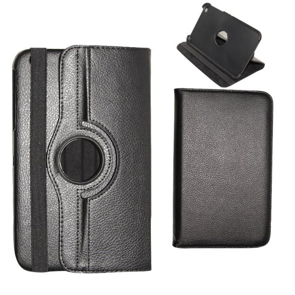 "Insten Black Stand Folio Flip Leather Phone Case Cover For Samsung Galaxy Note 8.0 3G/ 8.0 LTE Galaxy Tab3 8"" Wifi"