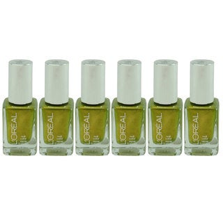 L'Oreal Project Runway The Temptress' Touch 691 Nail Polish (Pack of 6)