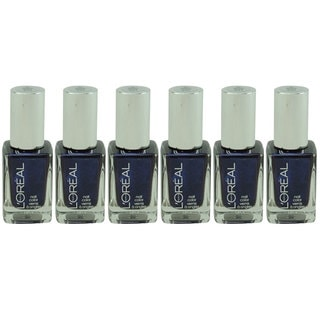 L'Oreal Project Runway The Mystic's Fortune 491 Nail Polish (Pack of 6)