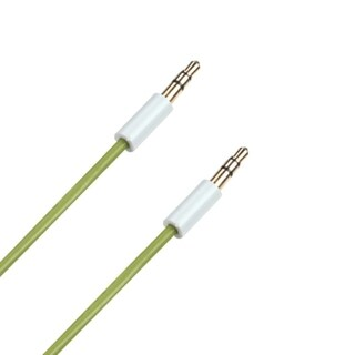 INSTEN 4-feet 3.5mm to 3.5mm AUX Sound Signal Transfer Cable