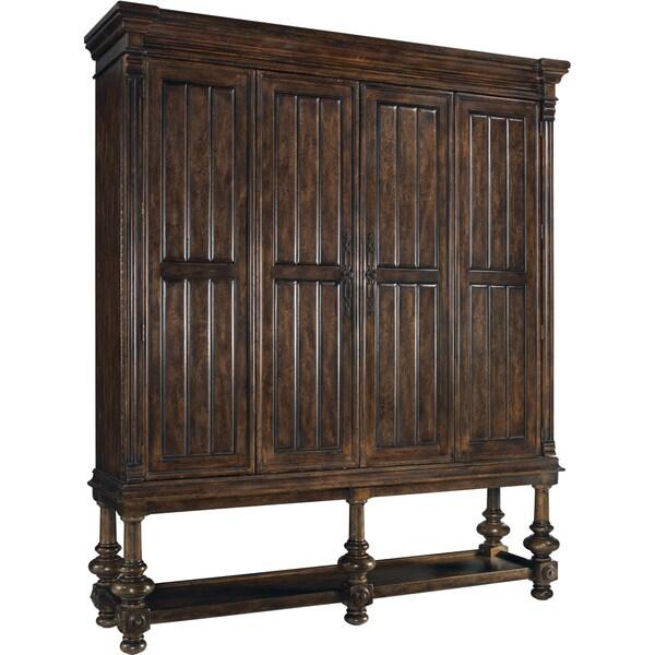 Barrel Oak Entertainment Cabinet