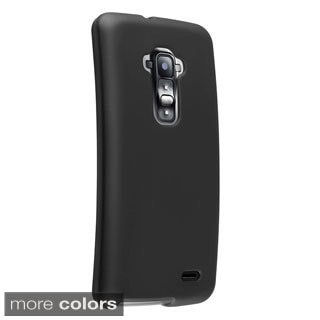 Insten Rubberized Hard Plastic Slim Snap-on Phone Case Cover For LG G Flex