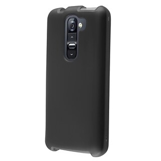 Insten Rubberized Hard Plastic Slim Snap-on Phone Case Cover For LG G2 Mini LS885