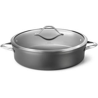 Calphalon Contemporary Non-stick 7-quart Sauteuse Pan