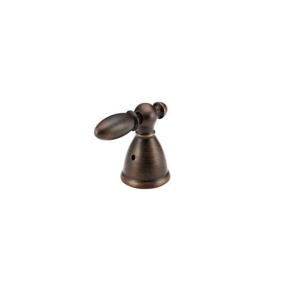 Delta Venetian Bronze Victorian Two Metal Lever Handle Kit