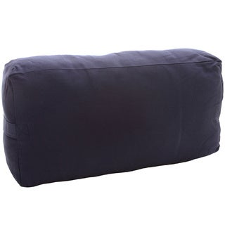 Milliard Rectangular Cotton Yoga Bolster