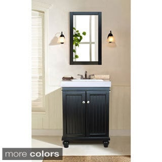 Single Sink Bathroom Vanity
