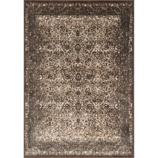 Kingsley Bronze/ Slate Rug (2'3 x 3'9)
