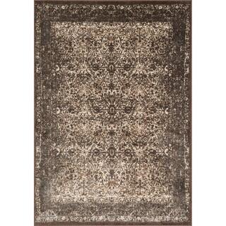 Kingsley Bronze/ Slate Rug (3'9 x 5'6)