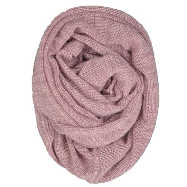 LA77 Marled Knit Infinity Scarf