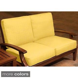 Sunbrella Universal Patio Furniture Love Seat Cushion