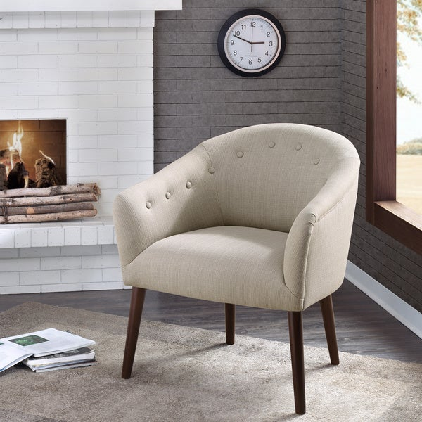 Camilla Chair in Ritual Linen