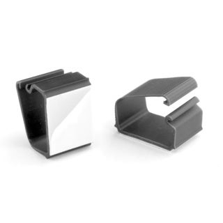 Master Caster Cord Away Wire Clips