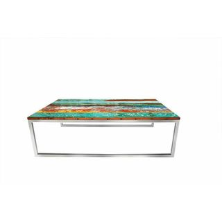 Okeanos Reclaimed Wood Coffee Table