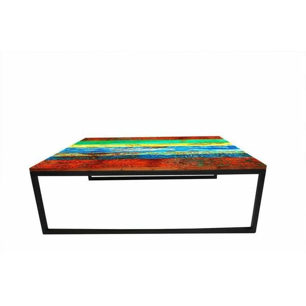Breakwater Reclaimed Wood Coffee Table
