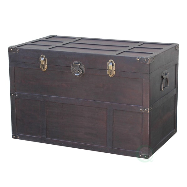 Old Cedar Style Large Chest 16979496 Old Fashioned Storage Chest