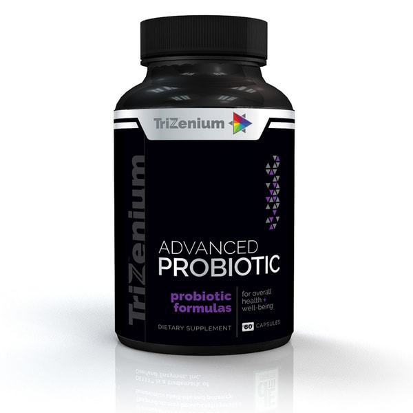 TriZenium Advanced Probiotic (60 capsules)