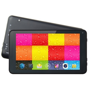 "Supersonic SC-4207BLK 4 GB Tablet - 7"" - Wireless LAN - Allwinner Cor"