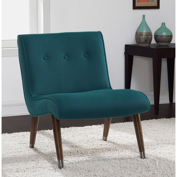Mid Century Teal Armless Chair 16979528 Overstockcom  : Mid Century Armless Chair Teal 00a86334 4599 4017 b5d8 6fe3fcaf1523600 Armless <strong>Computer Chairs</strong> from www.overstock.com size 600 x 600 jpeg 58kB