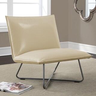 Pillow Cream Lounge Chair