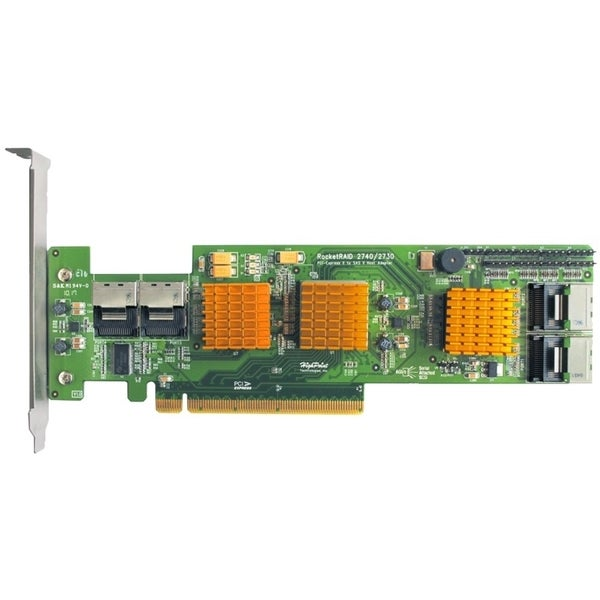 HighPoint 16Port In SAS 6G PCIe 2 x16 RAID