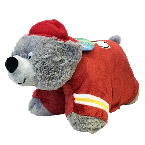 Kansas City Chiefs Pillow Pet