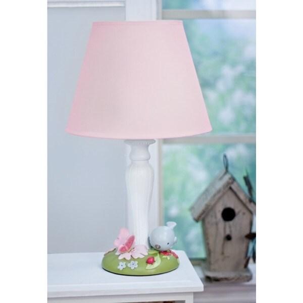 Nurture Imagination Garden District Lamp Base and Shade
