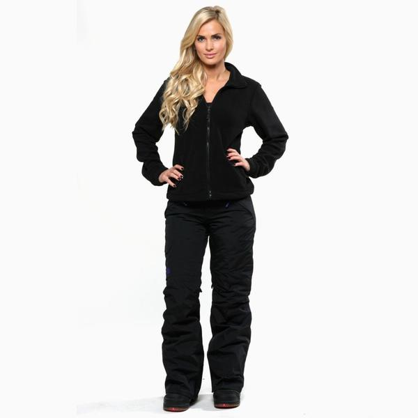 The North Face Women's TNF Black Thermoball Snow Pant