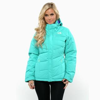 The North Face Women's Retro Green Heavenly Down Jacket