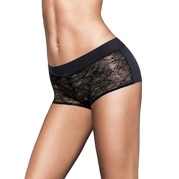 Maidenform Smooth Luxe Lace Boyshort