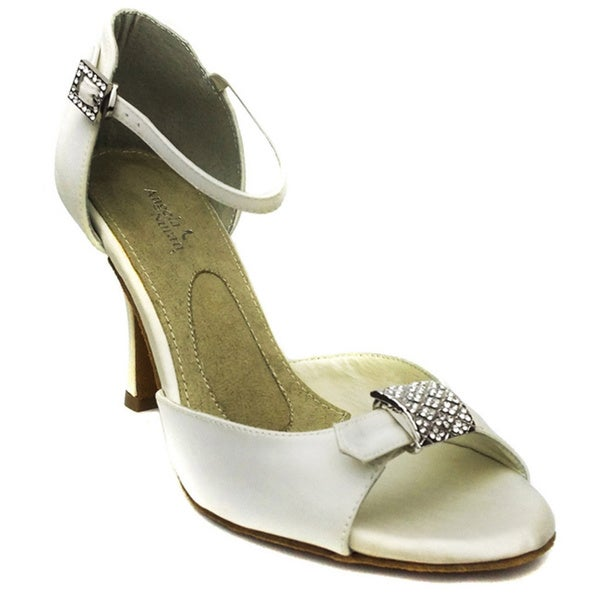 Angela Nuran 'Parisienne' High Heel Wedding Shoes