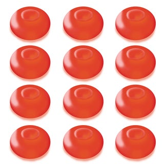 Floating Red Battery Operated LED Light (Pack of 12)