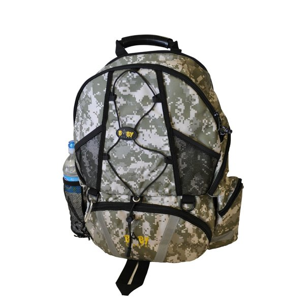 Baby Sherpa Digital Camp Diaper Backpack in Digital Camo