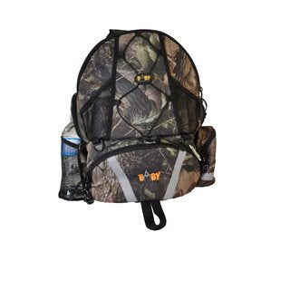 Baby Sherpa Diaper Backpack in Camouflage