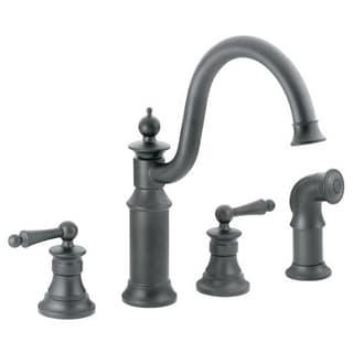 Moen Waterhill S712WR Wrought Iron Kitchen Faucet