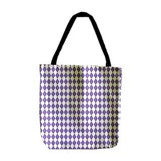 Diamonds Design 18-inch Tote Bag