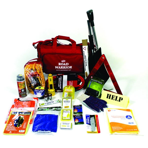 Road Warrior Standard Emergency Auto Kit