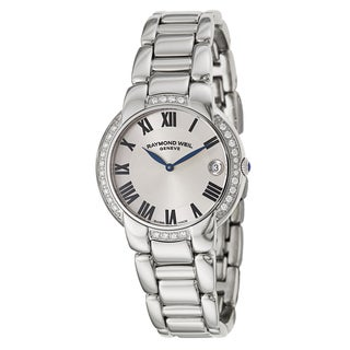 Raymond Weil Women's 'Jasmine' Stainless Steel Swiss Quartz Watch
