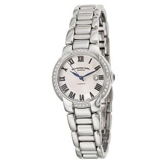 Raymond Weil Women's 'Jasmine' Stainless Steel Swiss Mechanical Automatic Watch