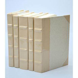 Patent Leather Books - Sand S/5