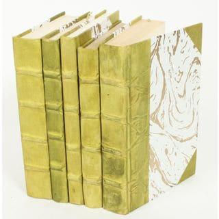 Parchment Collection Books, Lt Green S/5