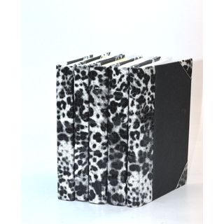 Copy of Choco Leopard Collection - White S/5