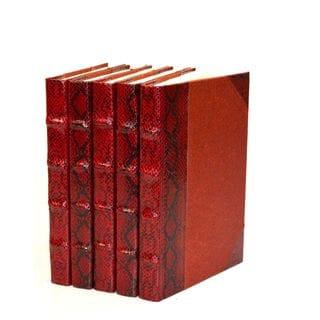 Exotic Collection, Python- Crimson S/5