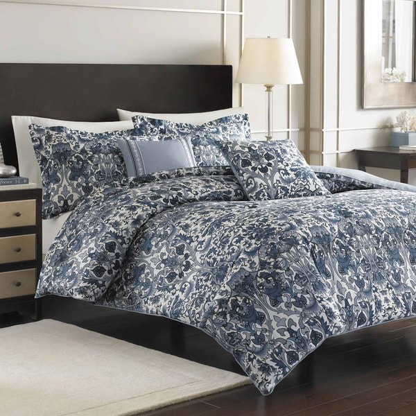 Porcelain 5-piece Comforter Set