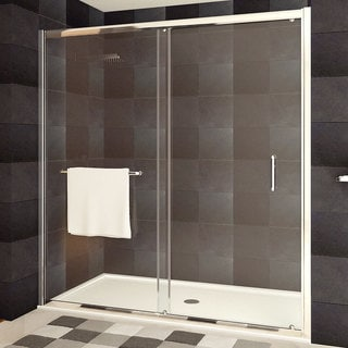 LessCare Tempered Glass Ultra-A Frameless Shower Door