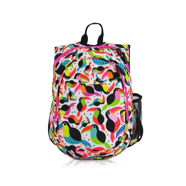 Obersee Kids Toucan Pre-school Backpack With Cooler