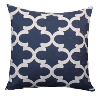 Taylor Marie Studio Moroccan Lattice Design 18-inch Cushion Cover
