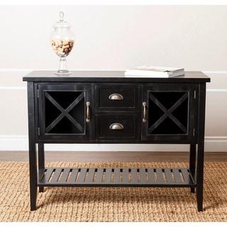 ABBYSON LIVING 'Jensen' Antique Black Console Sofa Table